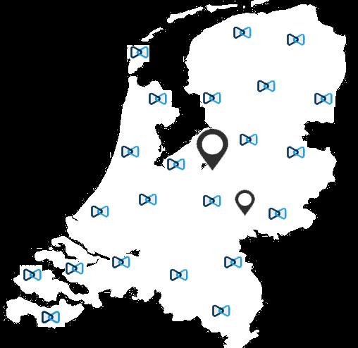 Landelijke dekking Mitel VoIP